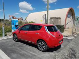 nissan leaf charger type ev electric vehicle general news