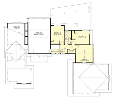 monohan 5541 3 bedrooms and 3 5 baths the house designers