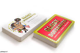 19pt business cards primoprint