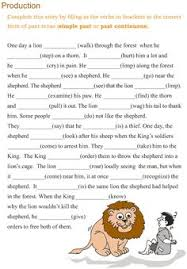 b1 verb tenses review esl pinterest verb tenses printables
