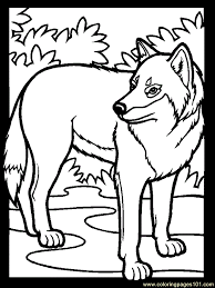 germany color wolf coloring page kid u0027s study germany austria