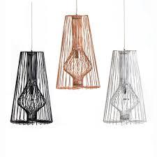wire light decode contemporary lighting modern