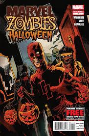 marvel zombies halloween 1