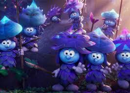 smurf movie smurfs lady smurfs