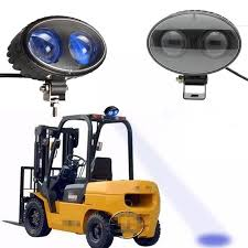 blue warning lights on forklifts forklift truck warning lights forklift training systems the leader