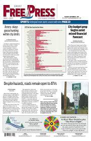 afp 09 05 17 by amery free press issuu