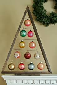 diy ornament display tree remodelaholic bloglovin