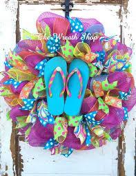 wreath supplies 146 best wreaths images on summer wreath deco mesh