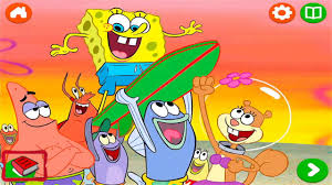 spongebob squarepants surf u0027s up for kids books for kids read to me