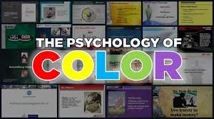 powerpoint design colors the psychology of color in powerpoint presentations