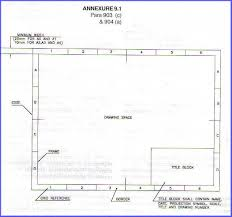 Architectural Drawing Sheet Numbering Standard by Chapter Ix