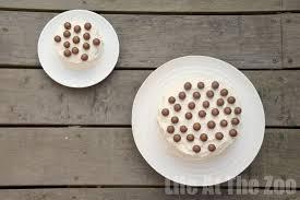 super easy moist chocolate cake malteser cake life at the zoo
