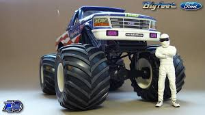 bigfoot monster trucks i am modelist bigfoot monster truck