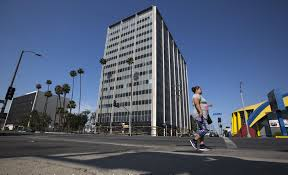 Panorama Towers Floor Plans Twenty Two Years After Northridge Quake Hope For A Panorama City