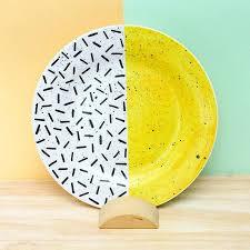 product image 4 design in mind pinterest ceramica el aich designs ceramic plate product pinterest ceramic