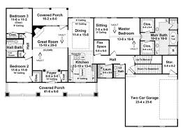 ranch house floor plans with basement basement option floorplan image of the stonebridge house plan
