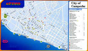 Map Of Merida Mexico by Campeche Mexico Campeche Tours Campeche Travel Guide Tour By