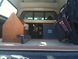 homemade pickup truck homemade truck bed storage drawers ktactical decoration