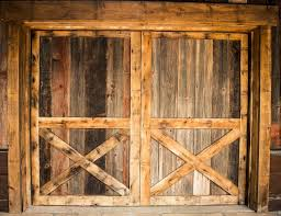 Salvaged Barn Doors by Reclaimed Wood Species Distinguished Boards U0026 Beams