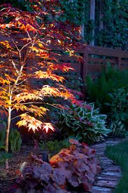 simple landscape lighting