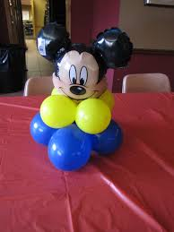 Table Decorating Balloons Ideas Mickey Mouse Balloon Ideas Amytheballoonlady