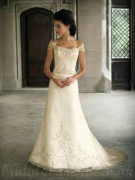 Affordable Wedding Gowns Buy Cheap Off Shoulder Embroidery Chapel Train Costom Affordable