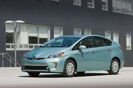 2012 toyota prius in suit says 13 mile range for toyota prius in hybrid was