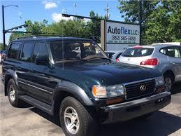 lexus lx450 lexus lx 450 for sale nc carsforsale com