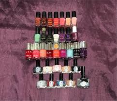 nail polish job lot nails inc ciate essie u0026 barry m nail varnish