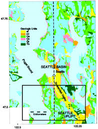 Washington State Earthquake Map by Simulation Of Broadband Ground Motion Including Nonlinear Soil