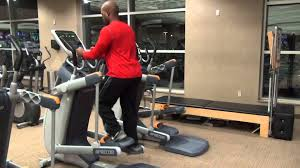 precor mts stair stepper youtube