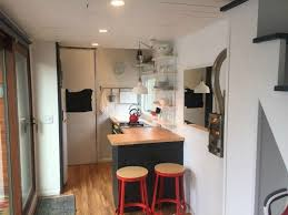Tiny Home Design Modern This Amazing Light Filled Tiny House Packs Big Style For Just 35k