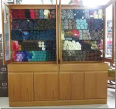 Yarn Storage Cabinets Yarn Storage Crocheting And Knitting Pinterest Yarn Storage