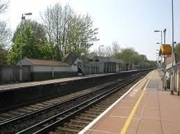 Wivelsfield railway station