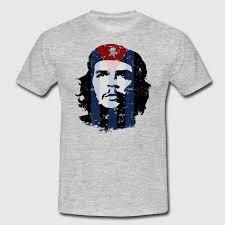 che guevara t shirt che guevara t shirt cuba flag t shirt spreadshirt