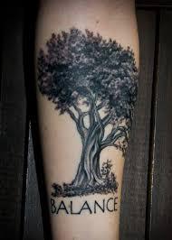 oak tree forearm creativefan