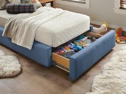 How To Make A Platform Bed Frame With Drawers by 10 Beds That Look Good And Have Killer Storage Too Hgtv U0027s