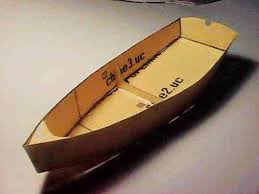 Free Wooden Boat Plans Skiff by Modelmaking