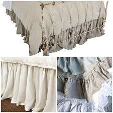 Daybed Dust Ruffle Bedroom Dust Ruffle Daybed Bed Skirt Dust Ruffle Dust Ruffle