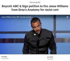 Jesse Williams Memes - change org petition jesse williams bet awards speech know your meme