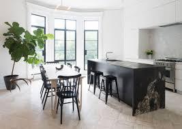 kitchen black kitchen island faux granite countertop white cabinet