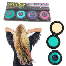 Toxic Halloween Costumes Temporary Toxic Diy Hair Chalk Halloween Costume