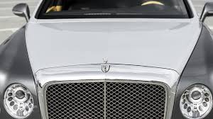 bentley chrome bentley mulsanne review autoevolution