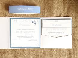 Wedding Invitations With Pockets Invitation Formats