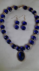 sapphire necklace set images Blue sapphire necklace set lady e jewelry jpg