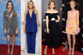 The Week In Celebrity Fashion by Rachel Mcadams Fashion Magazine