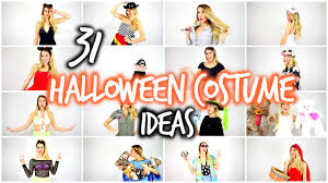 31 last minute halloween costume ideas laura reid youtube
