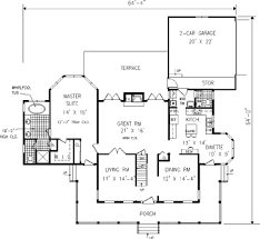 hidden trail southern home plan 089d 0006 house plans and more