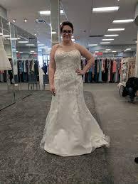 where to buy oleg cassini wedding dresses never worn oleg cassini wedding dress size 14 weddingbee
