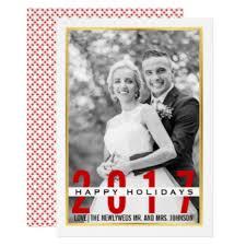 Newly Wed Christmas Card Christmas Borders Invitations U0026 Announcements Zazzle Com Au